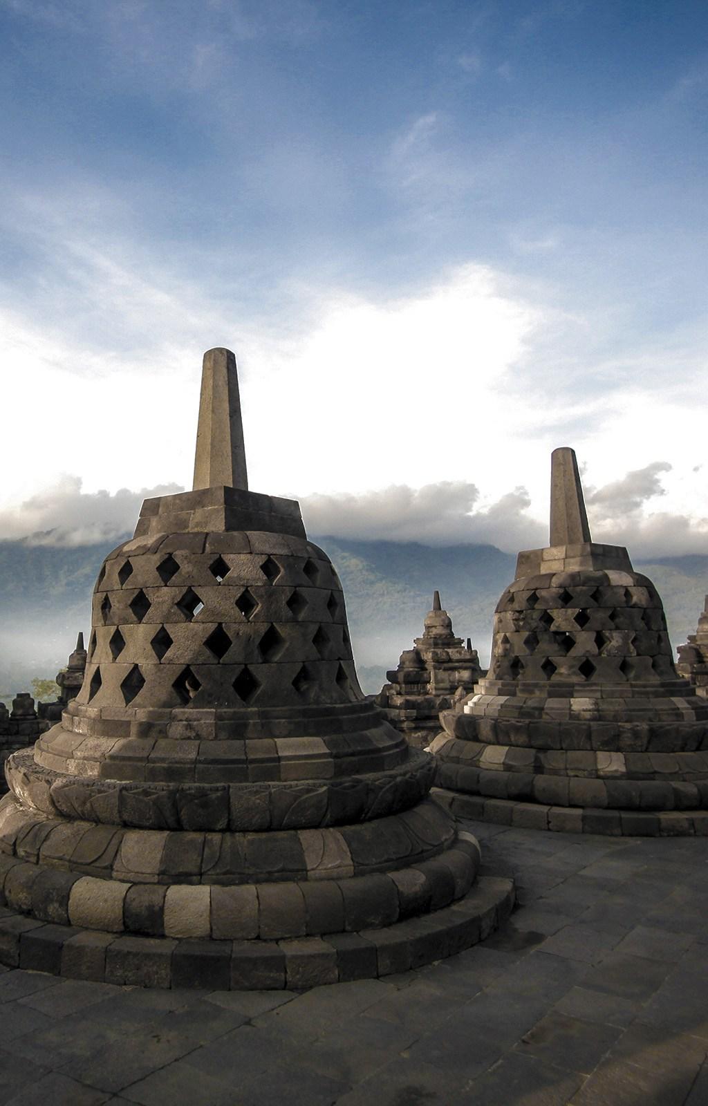 Borobudur - Taman Wisata Candi