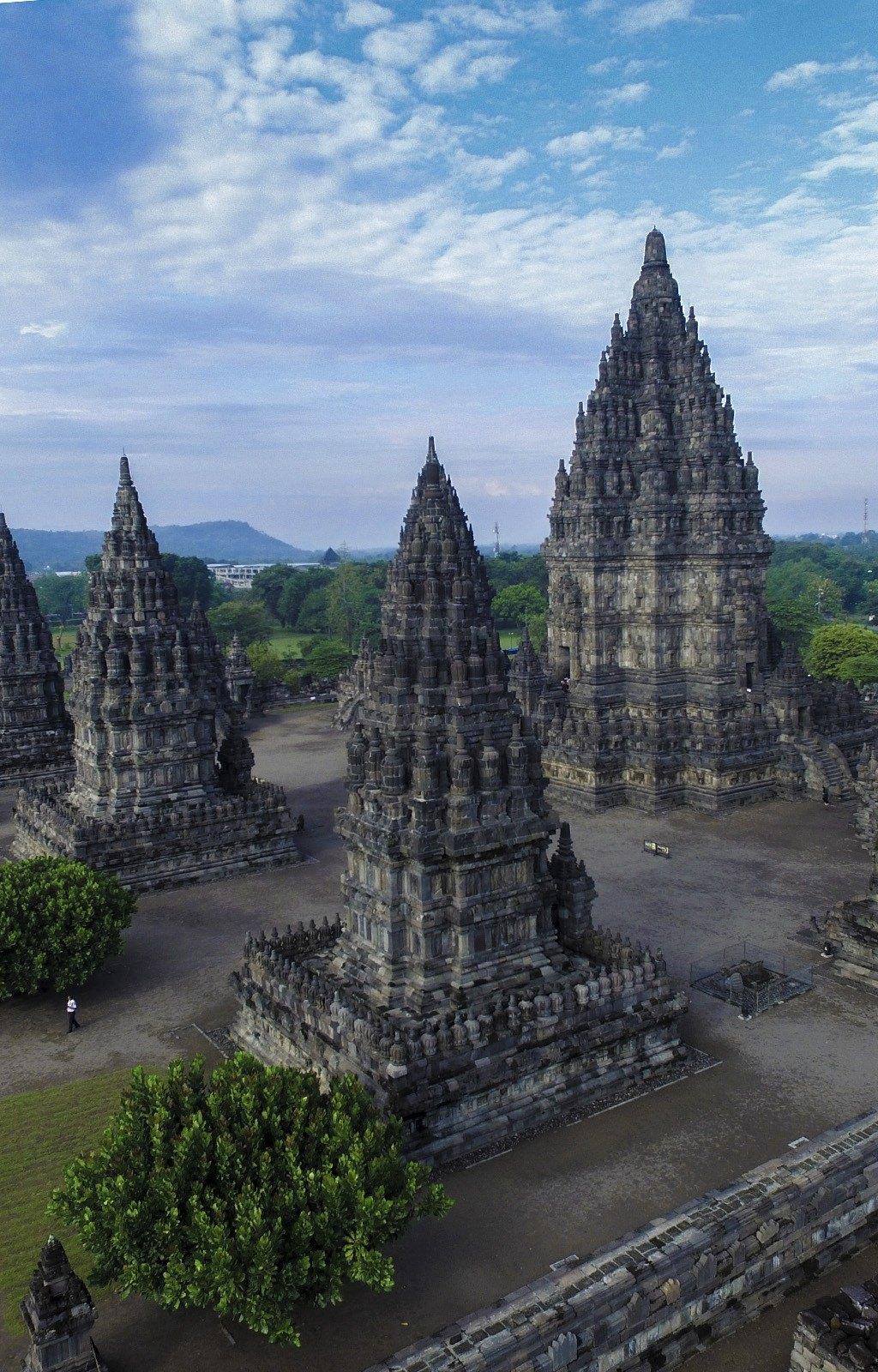 Prambanan - Taman Wisata Candi