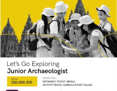 Paket Wisata Junior Archaeologist