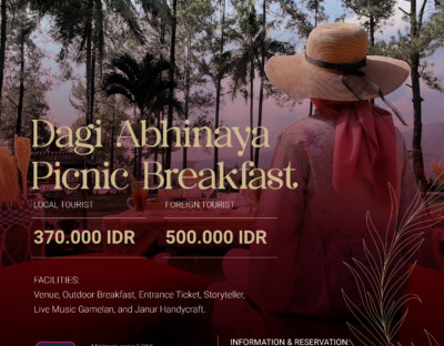 Dagi Abhinaya Picnic Breakfast